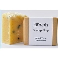 Acala Grapefruit, Seakelp and Seasalt Scrub Soap