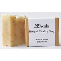 Acala Hemp and Comfrey Soap