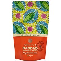 Aduna Baobab Superfruit Powder (275g, loose pouch)