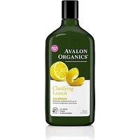 Avalon Organics Lemon Shampoo