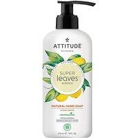Attitude Super Leaves Natural Hand Soap - Lemon Leaves