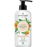 Attitude Super Leaves Natural Hand Soap - Orange Leaves