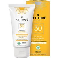Attitude Mineral Sun Screen SPF 30 - Tropical