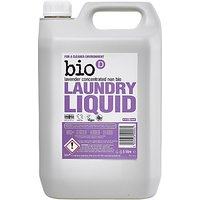 Bio-D Concentrated Laundry Liquid with Lavender  5L
