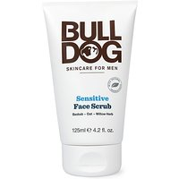 Bulldog Sensitive Face Scrub