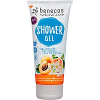 Benecos Natural Shower Gel - Apricot & Elderflower
