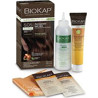 BIOKAP Chestnut Light Brown 5.05 Rapid Hair Dye