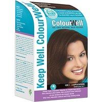 ColourWell Hair Dye - Dark Chestnut Brown