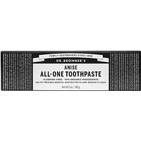 Image of Dr Bronner's Anise Toothpaste