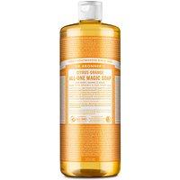 Dr. Bronner's Citrus Orange Castile Liquid Soap - 946ml