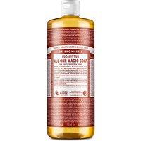 Dr. Bronner's Eucalyptus Castile Liquid Soap - 946ml