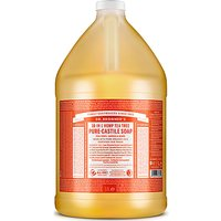 Dr. Bronner's Tea Tree Castile Liquid Soap - 3.8L