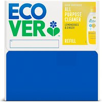 Ecover All Purpose Cleaner Lemongrass & Ginger Refill 15L - Bag in Box