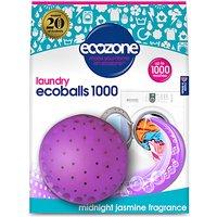 Ecozone Ecoballs 1000 washes - Midnight Jasmine fragrance