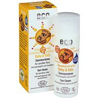 Eco Cosmetics Baby Sun Cream SPF45