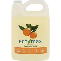 Eco-Max Washing-Up Liquid - Natural Orange 4L