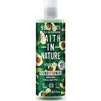 Image of Faith in Nature Avocado Conditioner - 400ml