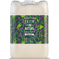 Faith in Nature Lavender & Geranium Hand Wash - 20L