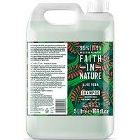 Faith in Nature Aloe Vera Shampoo - 5L