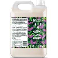 Faith in Nature Lavender & Geranium Shampoo - 5L