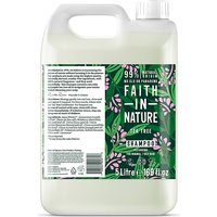 Faith in Nature Tea Tree Shampoo - 5L