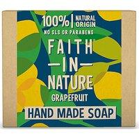 Faith in Nature Hand Made Grapefruit Soap (Grapefruit)