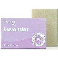 Friendly Soap Bath Soap - Lavender