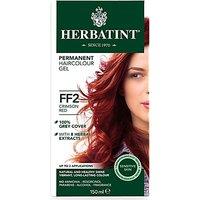 Herbatint Permanent Hair Colour Gel - Crimson Red
