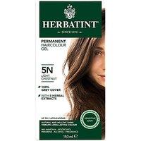 Herbatint Permanent Hair Colour Gel - Light Chestnut