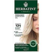 Herbatint Permanent Hair Colour Gel - Platinum Blonde