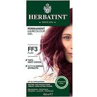 Herbatint Permanent Hair Colour Gel - Plum