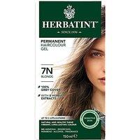 Herbatint Permanent Hair Colour Gel - Blonde