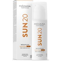 Madara Sun20 Weightless Sun Milk SPF20