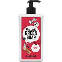 Marcel's Green Soap Argan & Oudh Hand Soap 500ml
