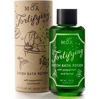MOA - Magic Organic Apothecary Fortifying Green Bath Potion - 100ml