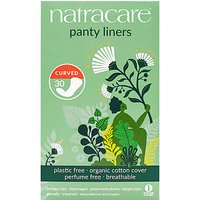 Natracare Natural Panty Liners (Curved (30))