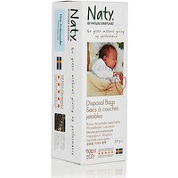 ECO by Naty Disposable Nappy Bags