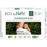 ECO by Naty Nappies: Size 1 Newborn