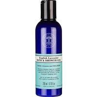 Neals Yard Remedies English Lavender Shower Gel