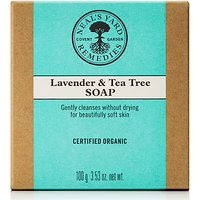 Neal's Yard Remedies Lavender & Tea Tree Organic Soap