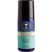 Neal's Yard Remedies Roll on Deodorant - Rose & Geranium