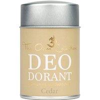 The Ohm Collection Deodorant Powder - Cedar - 120g