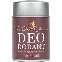 The Ohm Collection Deodorant Powder-  Patchouli - 120g