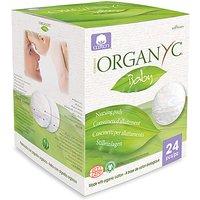 Organyc Organic Cotton Breast Pads - 24 pack