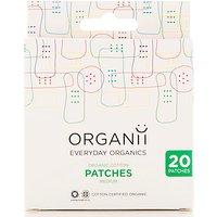 Organii Organic Cotton Plasters - 20s 7x2cm
