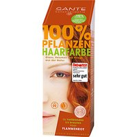 Image of Sante Herbal Hair Colour - Flame Red