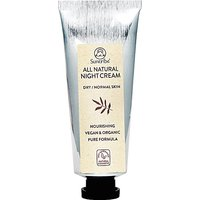 Suntribe All Natural Night Cream Cranberry and Rosemary