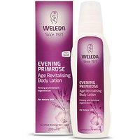 Image of Weleda Evening Primrose Oil Revitalising Body Lotion