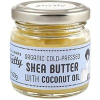 Image of Zoya Goes Pretty Shea & coconut butter - cold-pressed & organic - 60g
