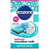 Ecozone Bathroom Microfibre Cloth